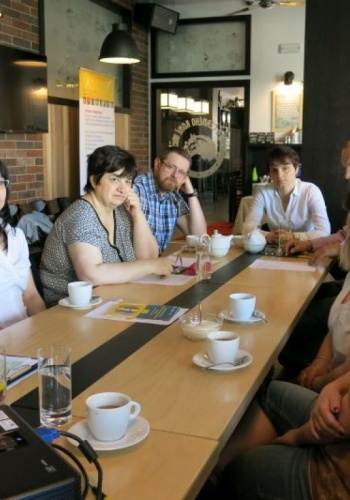 Zaměstnavatelé snídají s Rytmusem!
